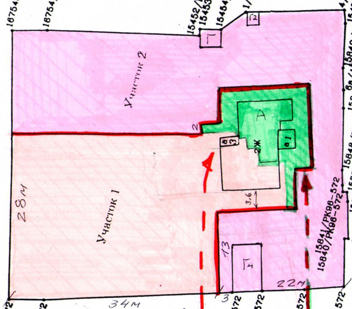 раздел земельного участка под общей долей собственностью многоквартирные жилые дома медленно
